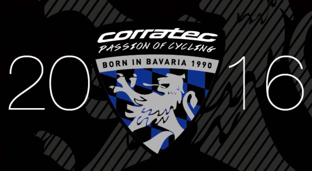 Catálogo de Corratec 2016. Toda la gama de bicicletas Corratec para la temporada 2016
