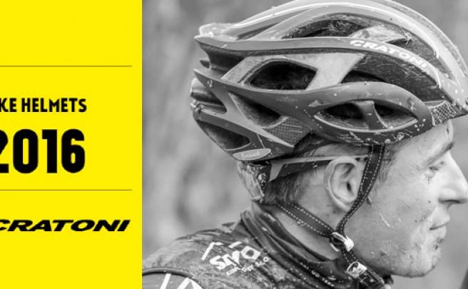 Catálogo de Cratoni 2016. Toda la gama de cascos y gafas Cratoni para la temporada 2016