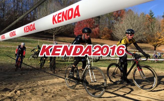 Catálogo de Kenda 2016. Toda la gama de cubiertas Kenda para la temporada 2016