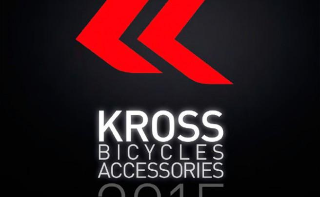 Catálogo de Kross 2015. Toda la gama de bicicletas Kross para la temporada 2015