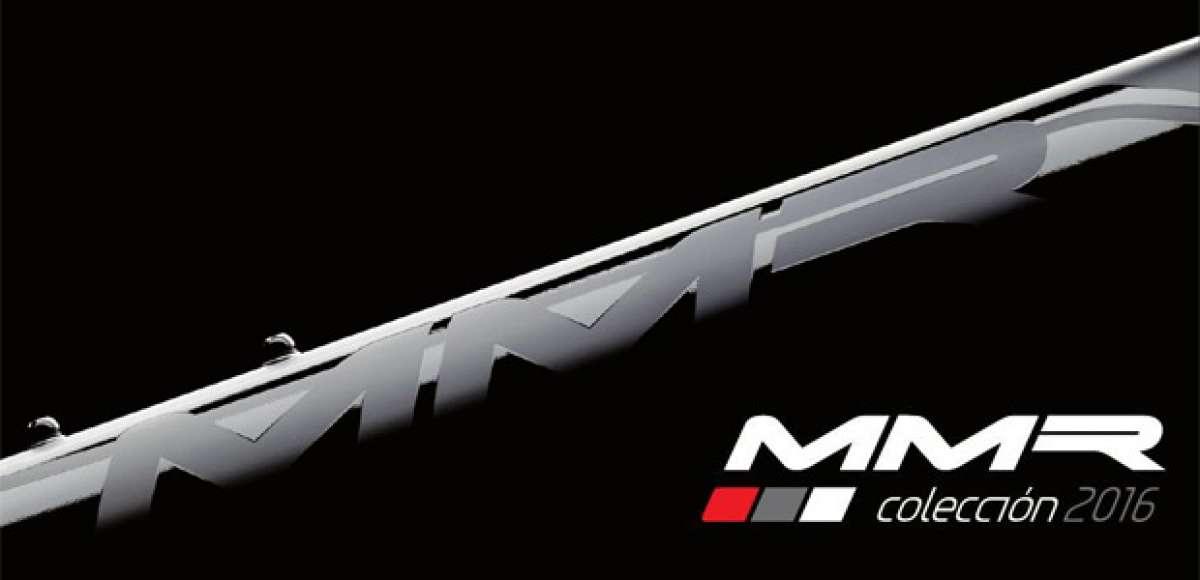 Catálogo de MMR 2016. Toda la gama de bicicletas MMR para la temporada 2016