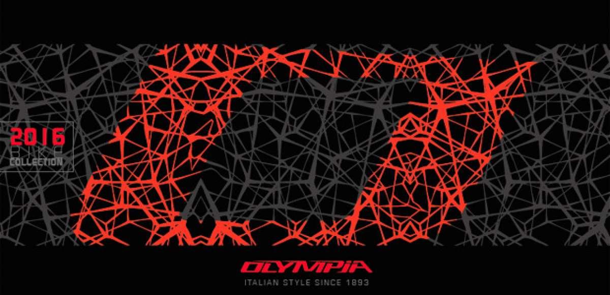 Catálogo de Olympia 2016. Toda la gama de bicicletas Olympia para la temporada 2016