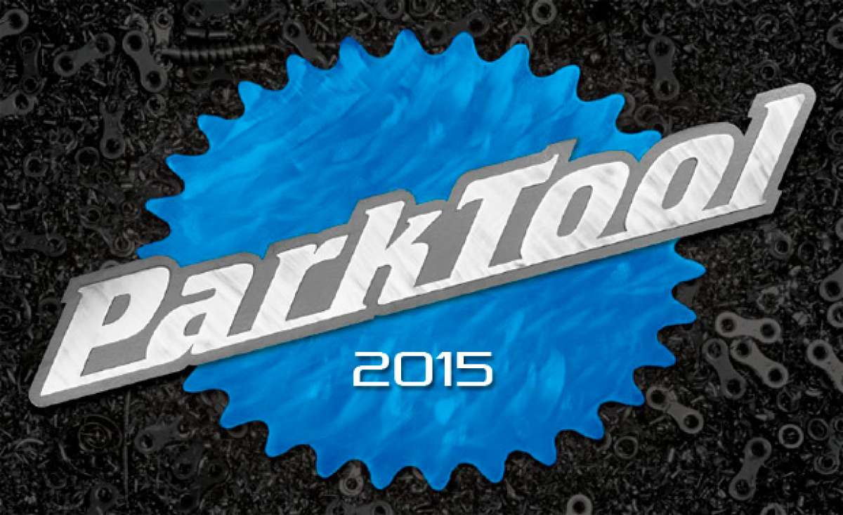 Catálogo de Park Tool 2015. Toda la gama de productos Park Tool para la temporada 2015