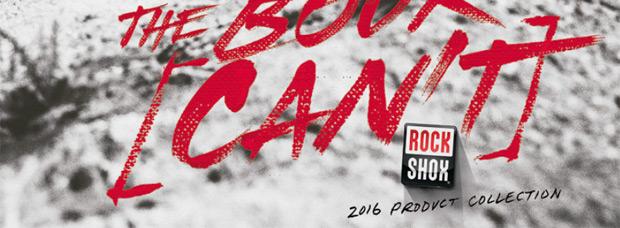 Catálogo de RockShox 2016. Toda la gama de suspensiones RockShox para la temporada 2016