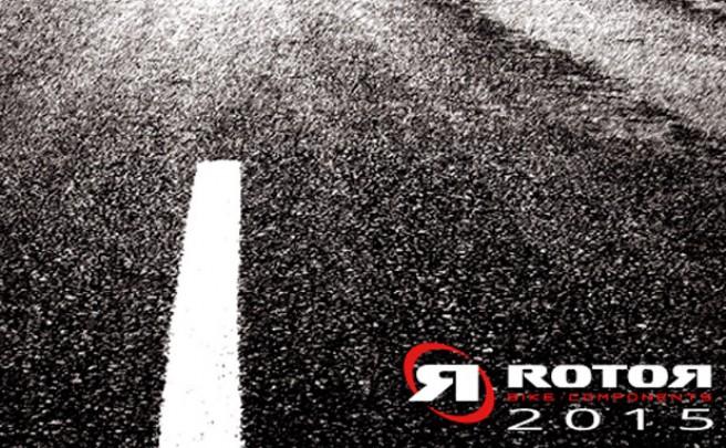 Catálogo de Rotor 2015. Toda la gama de componentes Rotor para la temporada 2015