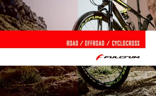 Catálogo de Fulcrum 2016. Toda la gama de ruedas Fulcrum para la temporada 2016