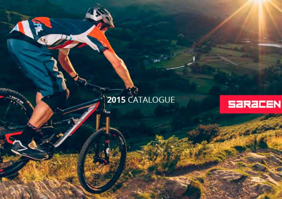 Catálogo de Saracen 2015. Toda la gama de bicicletas Saracen para la temporada 2015