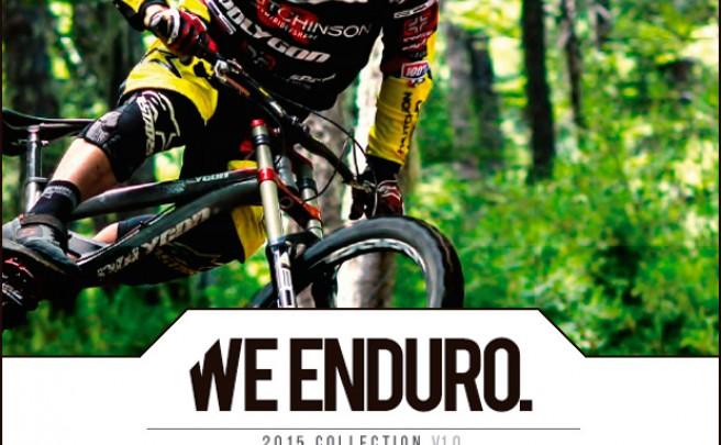 'We Enduro', un catálogo para entusiastas del Enduro con los productos distribuidos por Top Fun Biking para 2015