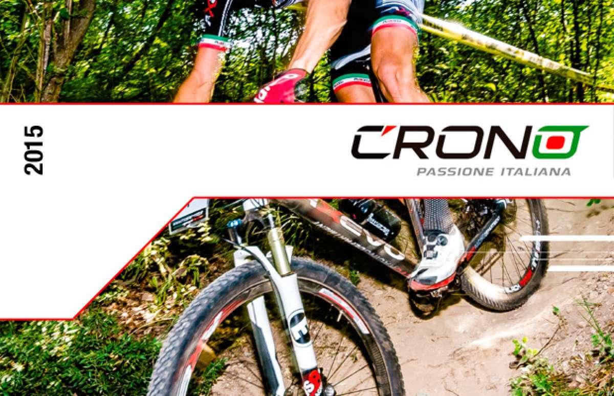 Catálogo de Crono 2015. Toda la gama de zapatillas Crono para la temporada 2015