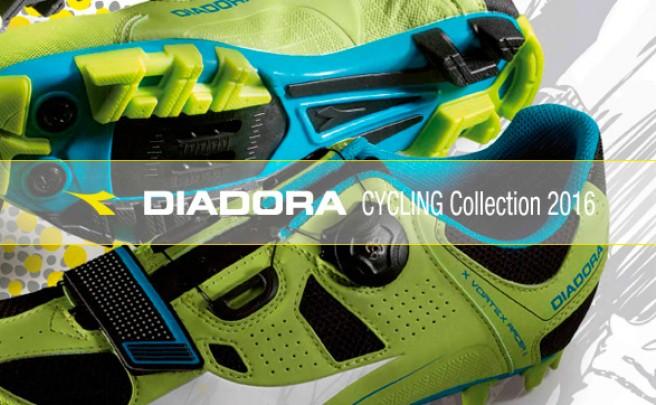 Catálogo de Diadora 2016. Toda la gama de zapatillas Diadora para la temporada 2016