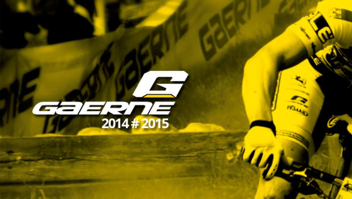Catálogo de Gaerne 2014/15. Toda la gama de zapatillas Gaerne para la temporada 2014/15