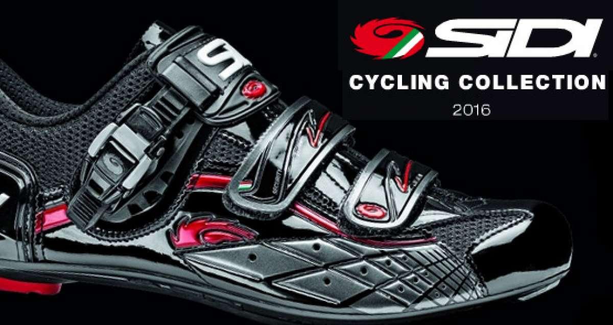 Catálogo de Sidi 2016. Toda la gama de zapatillas Sidi para la temporada 2016