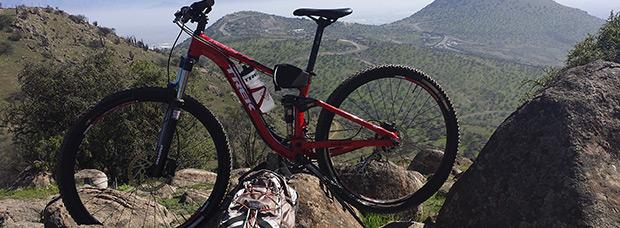 La foto del día en TodoMountainBike: 'En Los Cerros'