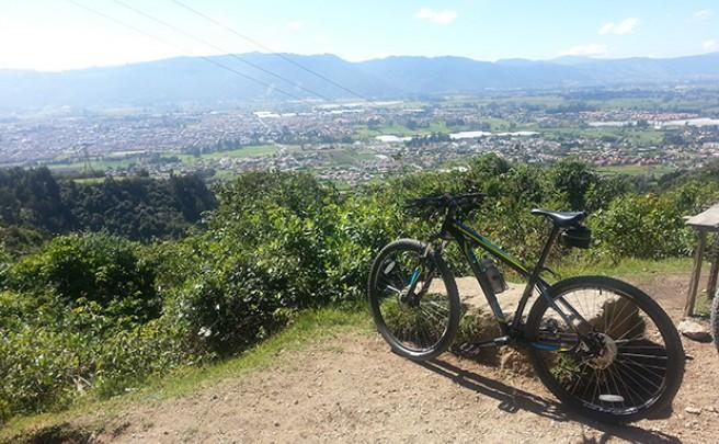 La foto del día en TodoMountainBike: 'Chía, Cundinamarca, Colombia'