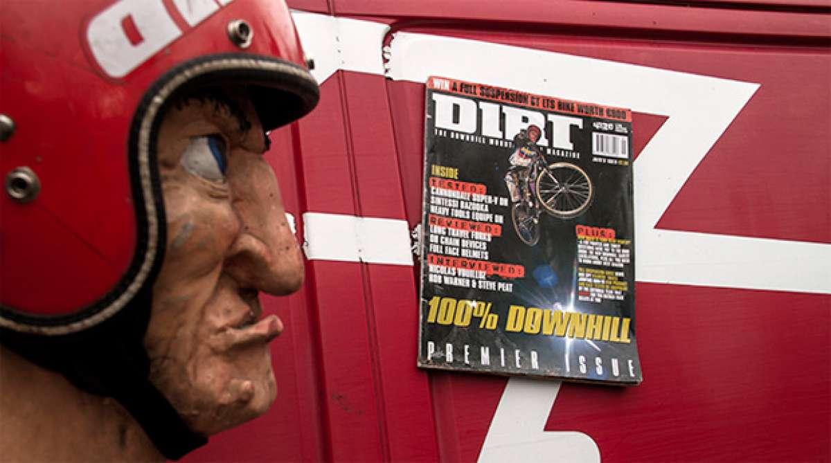 Adiós a la edición impresa de Dirt Magazine, una de las revistas más populares del Reino Unido