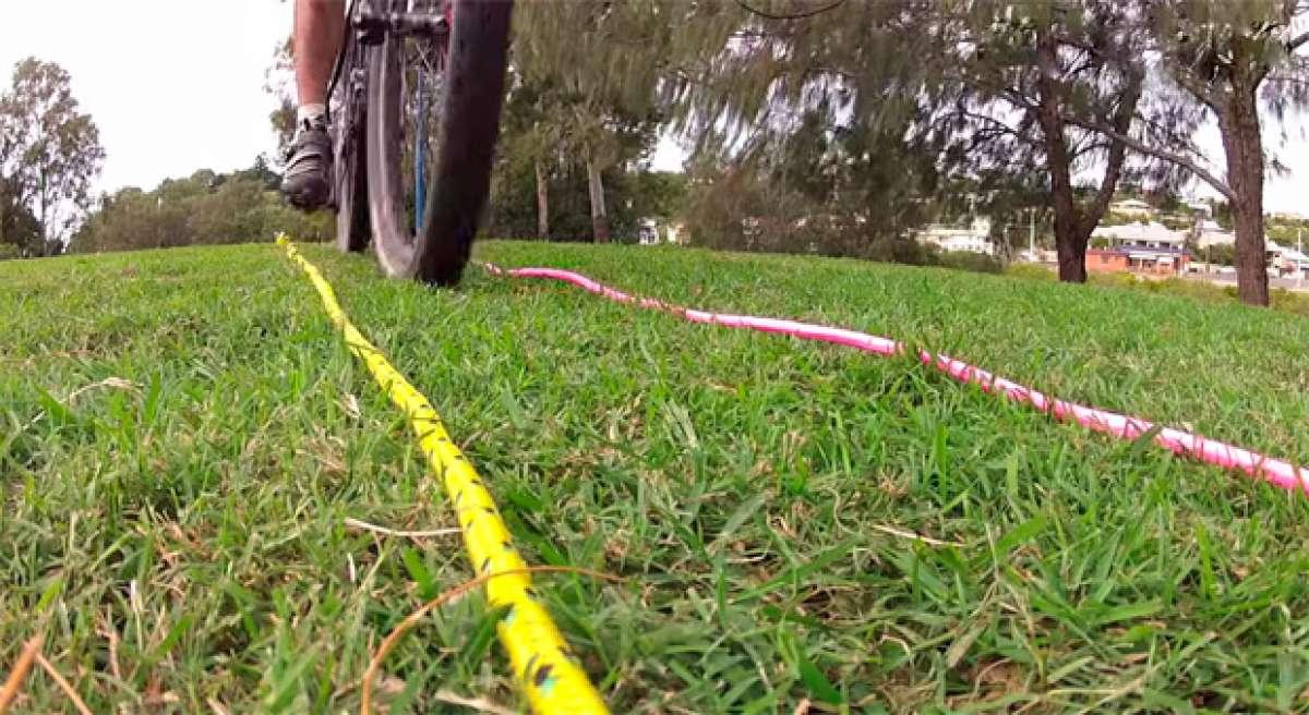 Cinco sencillos ejercicios para mejorar nuestra técnica sobre la bicicleta