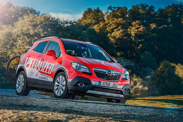 Specialized y el sistema FlexFix de Opel, juntos un año más