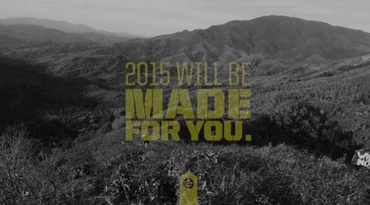 El motivador anuncio promocional de Commencal para iniciar el año a ritmo de pedal