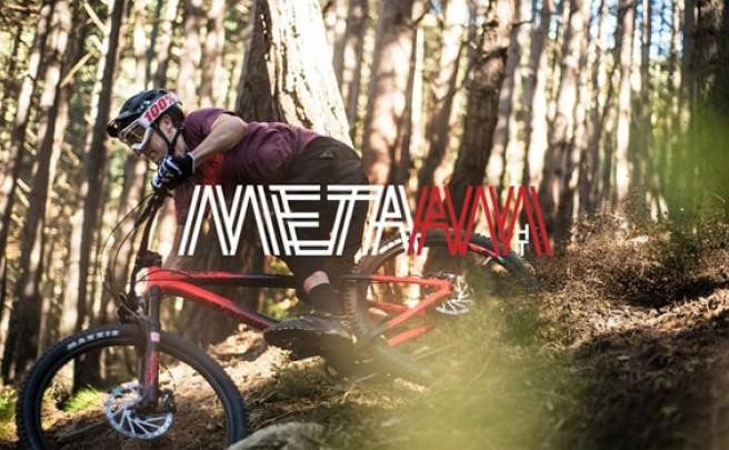 La nueva Commencal META HT AM de 2016 en acción... con Nicolas Quéré