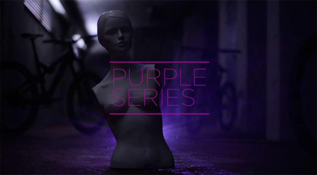 Así son las nuevas Commencal META AM V4, META HT CrMo, SUPREME Park y Absolut de la colección 'Purple Series' de 2016