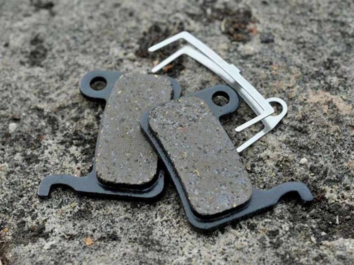 Cómo dejar 'a punto' unas pastillas nuevas en los frenos de nuestra bicicleta