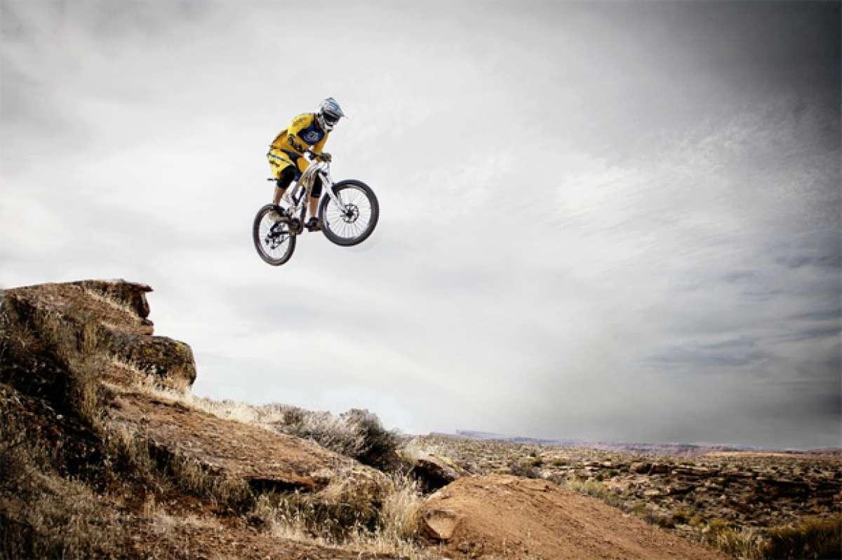 Las cuatro maneras más efectivas de aligerar nuestra bicicleta de montaña