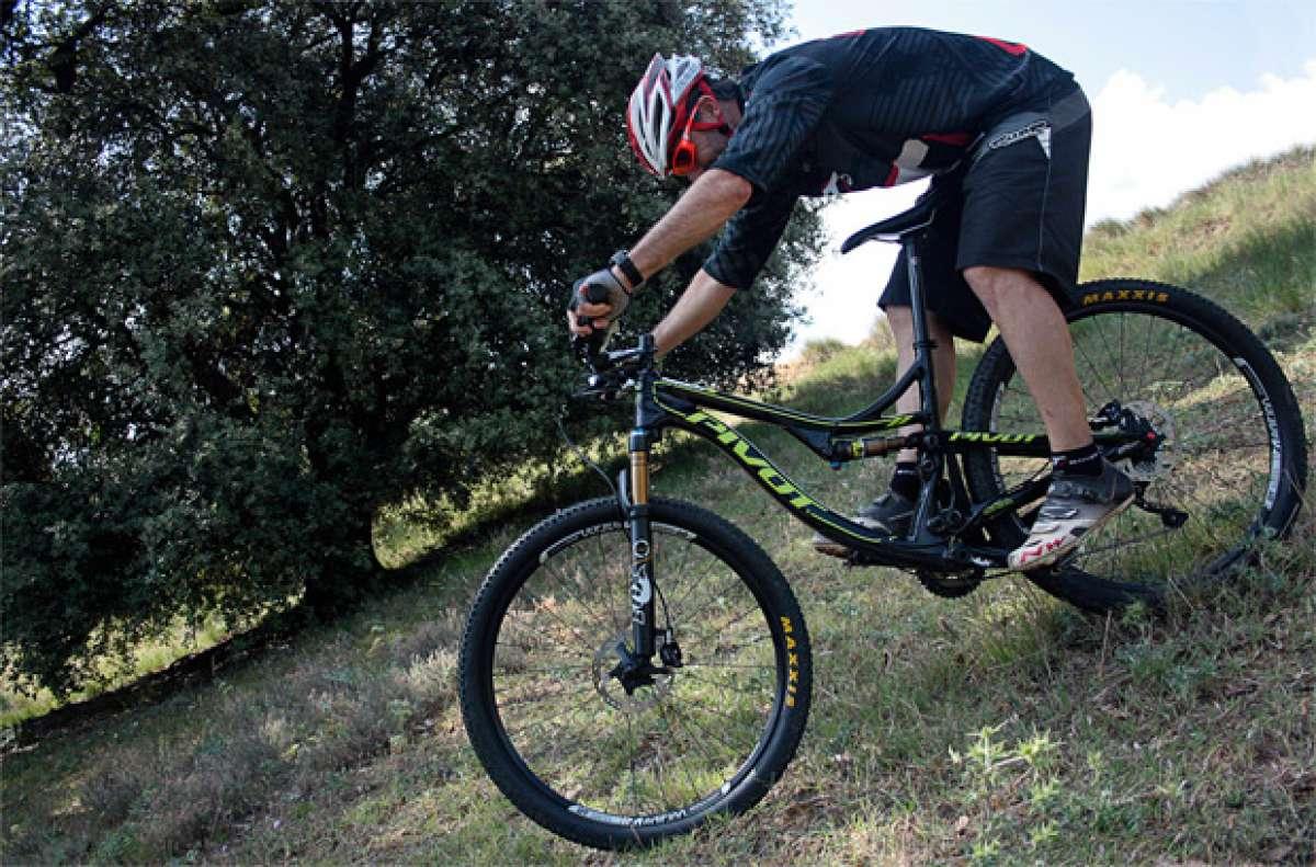 Cuatro consejos para mejorar la disipación de calor en los frenos de disco de una bicicleta de montaña
