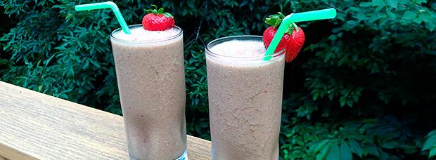 Especial verano: Cómo preparar un delicioso (y helado) batido de proteínas para recuperarnos tras un entrenamiento intenso