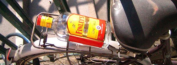 ¿Ruta y almuerzo en el bar de turno? El 30% de los ciclistas madrileños da positivo en un control de alcoholemia