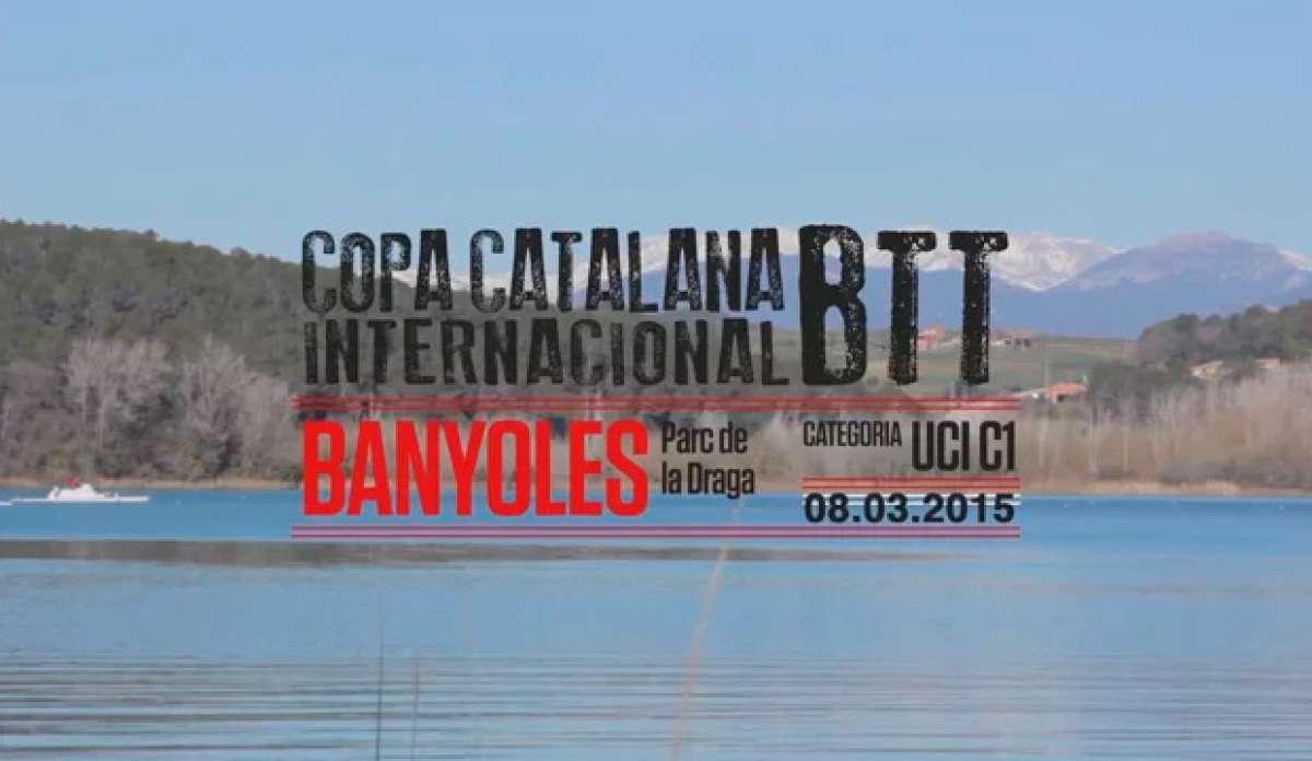 Así ha sido la primera prueba de la Copa Catalana Internacional BTT 2015