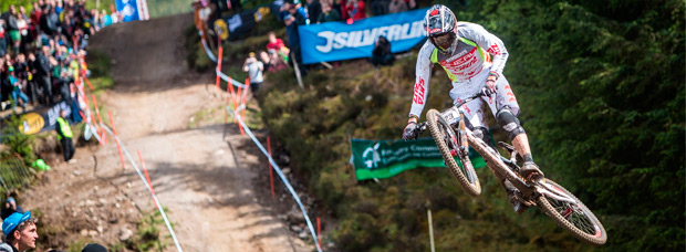 Copa del Mundo UCI DH 2015: Los mejores momentos de la segunda ronda disputada en Fort William (Escocia)