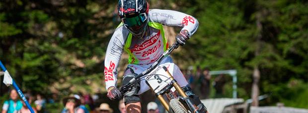 Copa del Mundo UCI DH 2015: Los mejores momentos de la cuarta ronda disputada en Lenzerheide (Suiza)