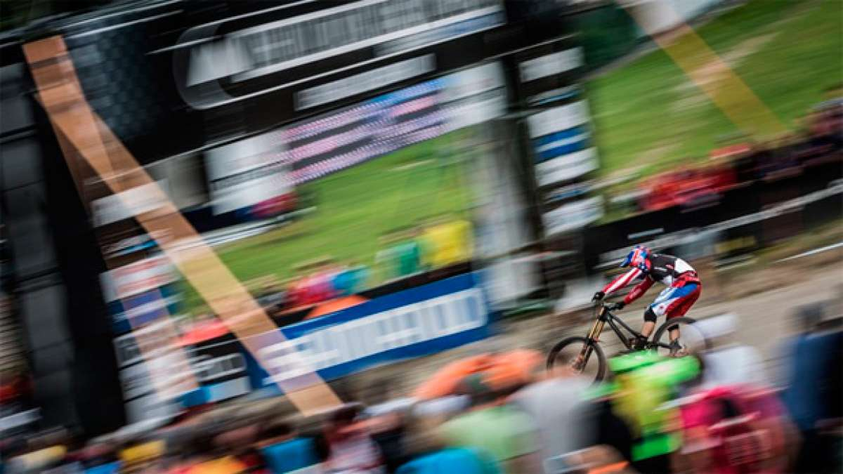Copa del Mundo UCI DH 2015: Los mejores momentos de la tercera ronda disputada en Leogang (Austria)