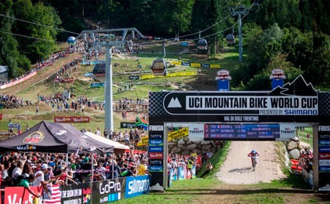 Copa del Mundo UCI DH 2015: Los mejores momentos de la última ronda disputada en Val di Sole (Italia)