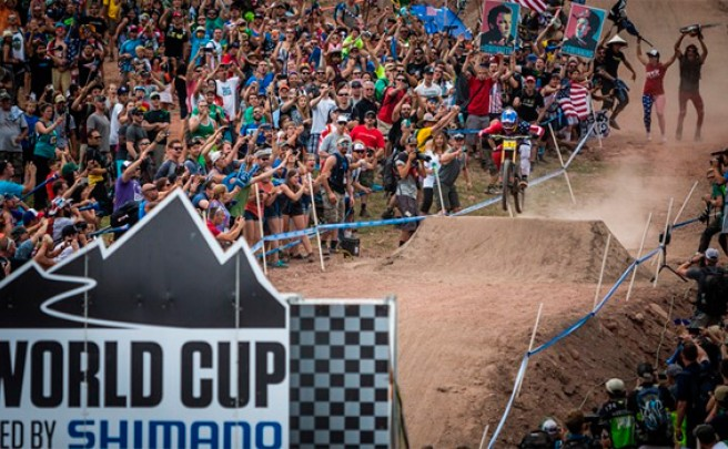 Copa del Mundo UCI DH 2015: Los mejores momentos de la sexta ronda disputada en Windham (Estados Unidos)