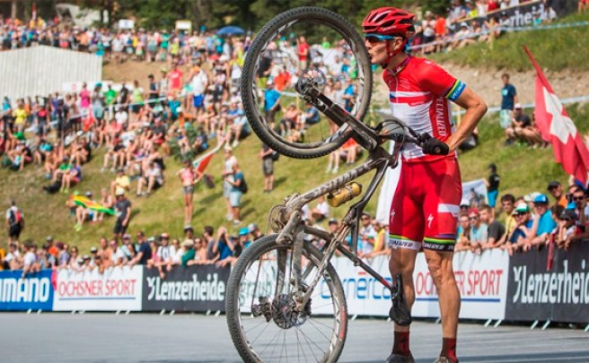 Copa del Mundo UCI XCO 2015: Lenzerheide (Suiza)