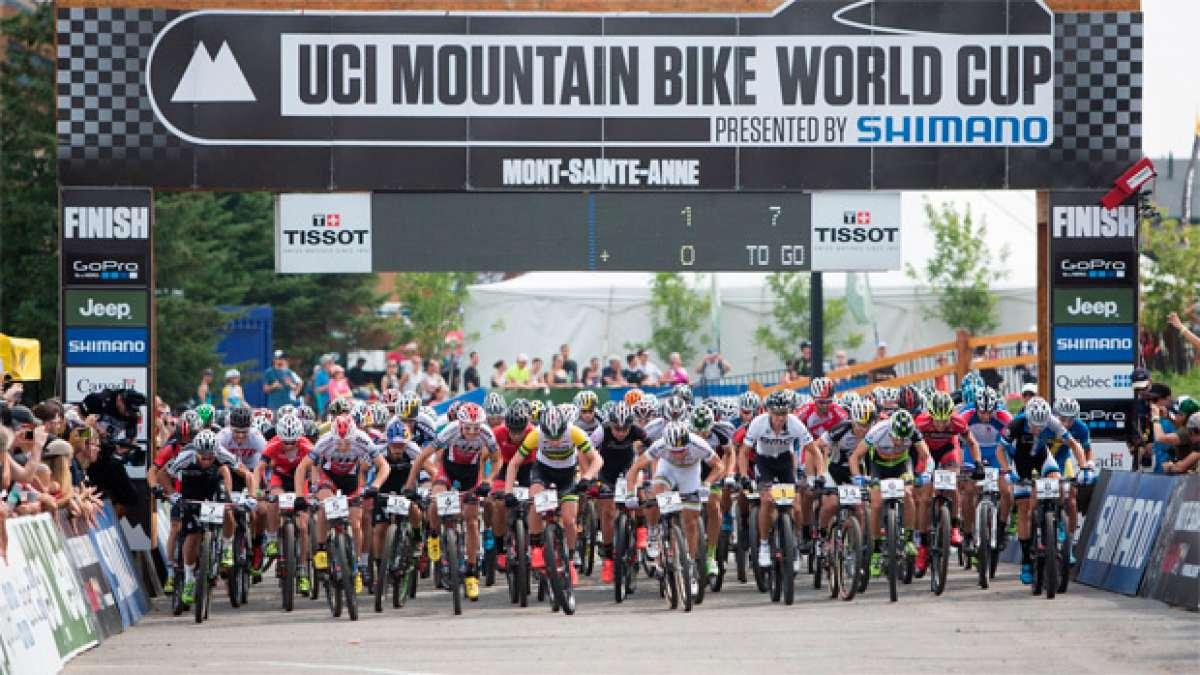 Copa del Mundo UCI XCO 2015: Mont-Sainte-Anne (Canadá)