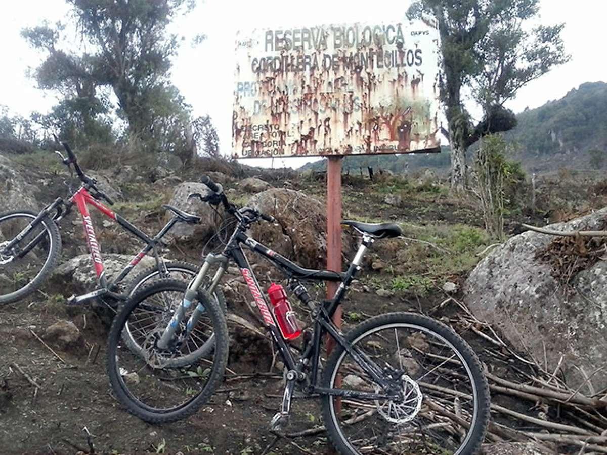 La foto del día en TodoMountainBike: 'La Cordillera de Montecillos'
