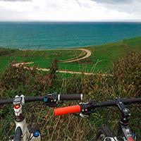 La foto del día en TodoMountainBike: 'Costa occidental de Cantabria'