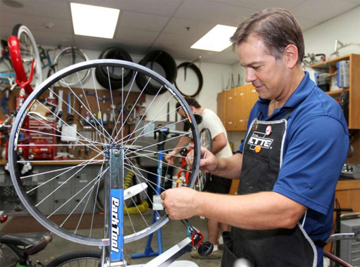 Formación Profesional en Mecánica de la Bicicleta, una cualificación (necesaria) en vía de desarrollo