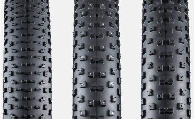 Bontrager Gnarwhal y Rougarou, dos nuevas cubiertas de alto rendimiento para Fat Bikes