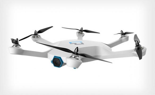 CyPhy LVL 1, un nuevo dron doméstico con cámara integrada y mucho pedigrí