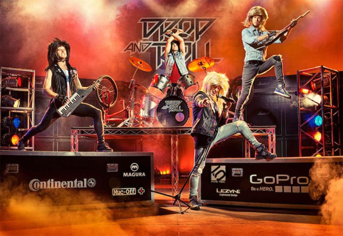 'Drop and Roll Tour', divertida presentación de la nueva gira de Danny MacAskill y compañía