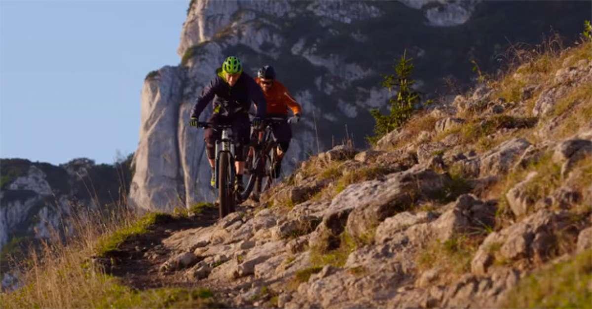 """""""Destination Trail - Alemania"""", rodando por los mejores senderos del mundo con los pilotos de Specialized"""