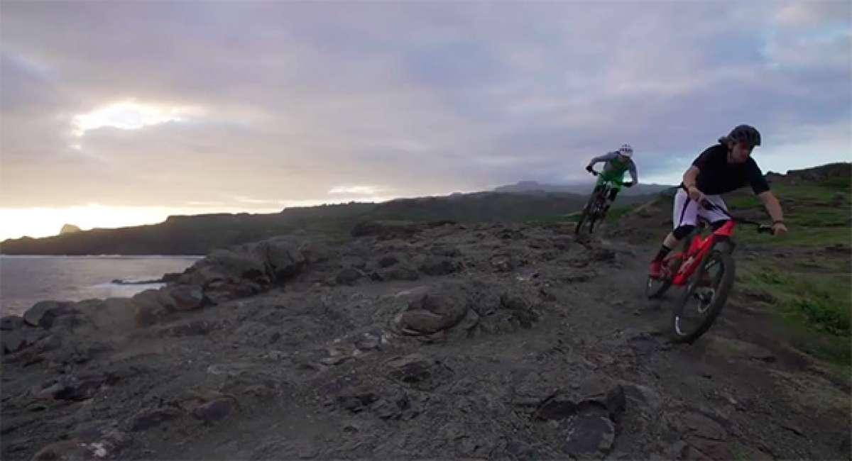 'Destination Trail - Maui', rodando por los mejores senderos del mundo con los pilotos de Specialized