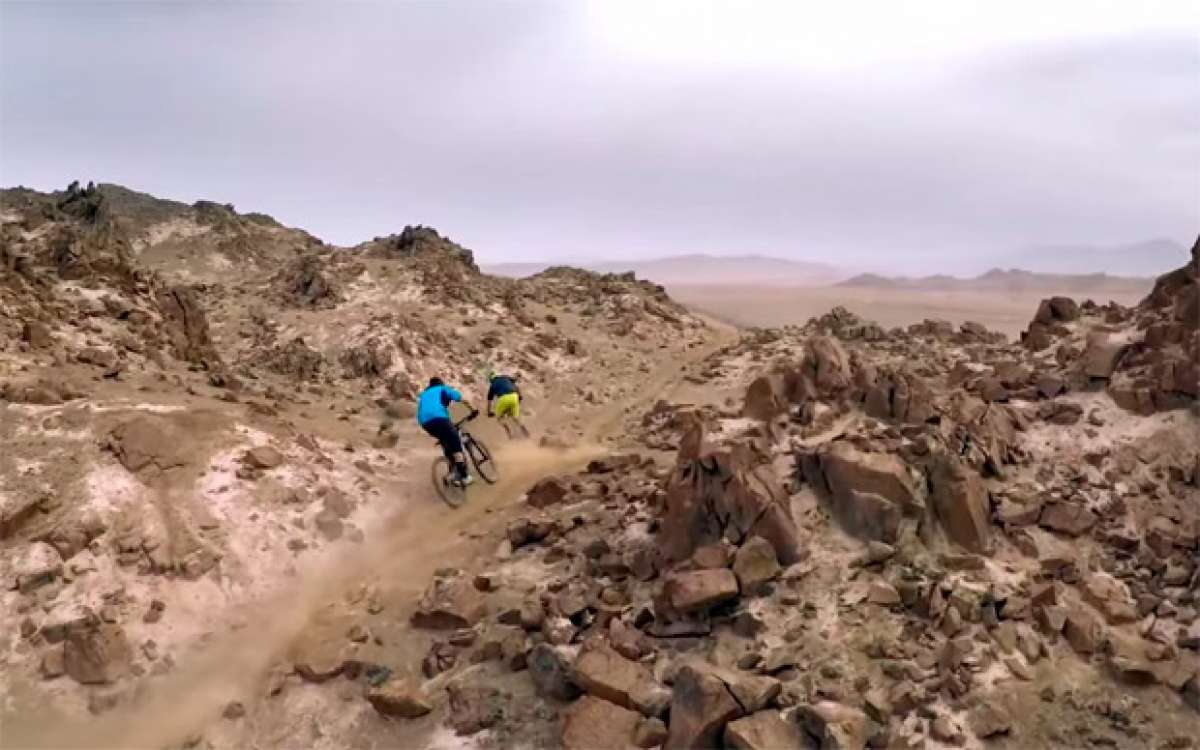 """""""Destination Trail - Perú"""", rodando por los mejores senderos del mundo con los pilotos de Specialized"""