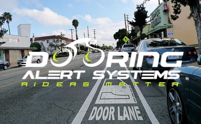 Dooring Alert Systems, el primer sistema integrado para evitar accidentes entre ciclistas y coches estacionados