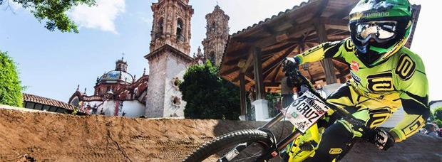 Así fue la espectacular Down Hill Taxco 2015