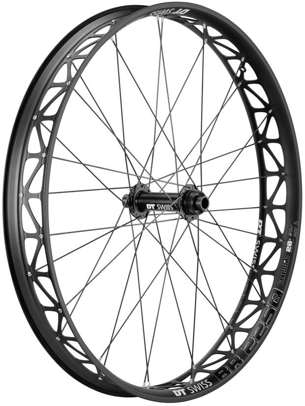 """DT Swiss Big Ride 2250 Classic, las nuevas ruedas para """"Fat Bikes"""" de la firma suiza"""