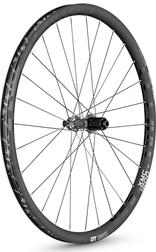 XMC 1200 Spline, las nuevas y ultraligeras ruedas de carbono de DT Swiss